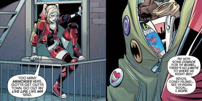 Harley Quinn xác nhận Avengers tồn tại trong Thế giới phim của DC! ảnh 2