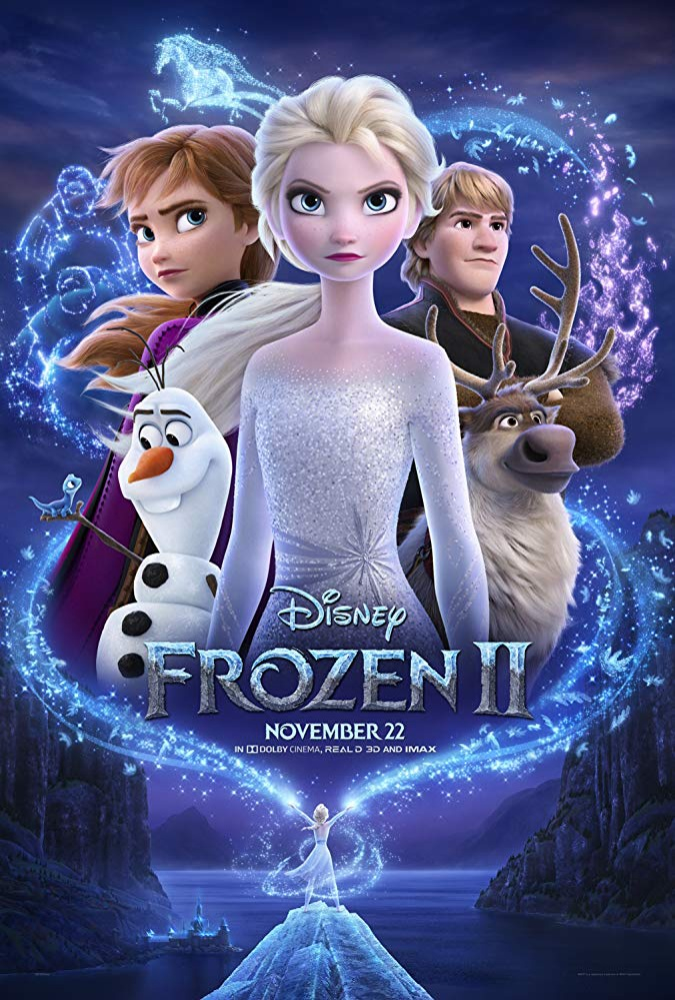 Nhan sắc của Elsa trong Frozen 2: Bước ngoặt kỹ xảo của nhà Chuột ảnh 0