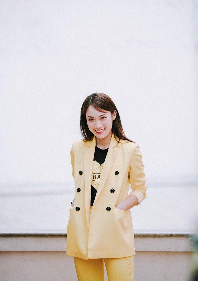 Hiện nay, Khánh Vy đã có hơn 400.000 người theo dõi trên trang cá nhân.