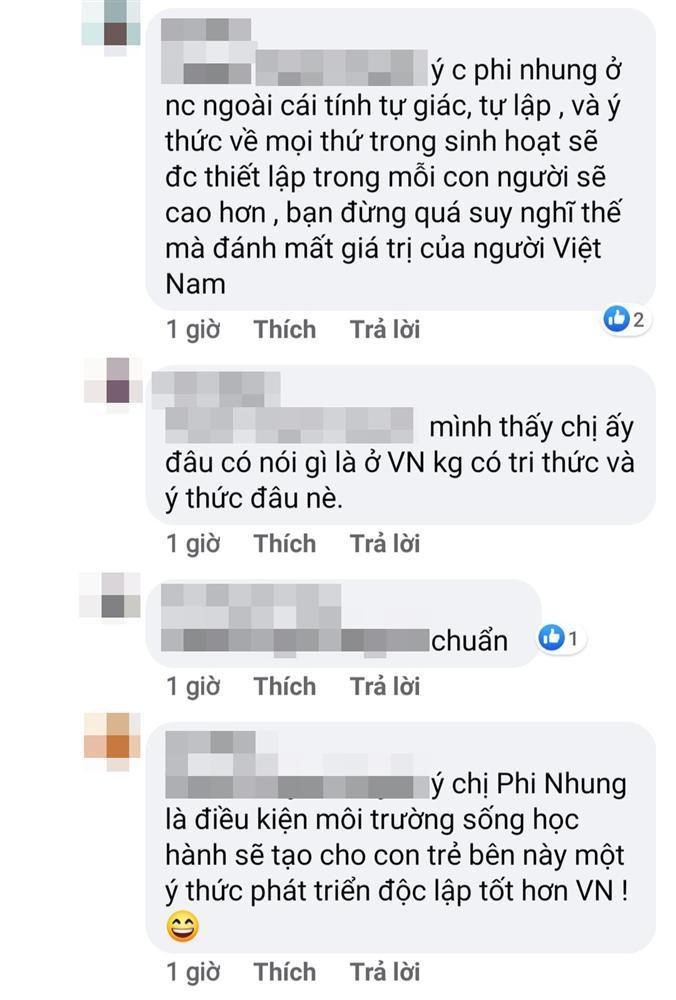 Ca sĩ Phi Nhung gây tranh cãi khi khuyên siêu mẫu Xuân Lan đưa con gái định cư nước ngoài ảnh 5