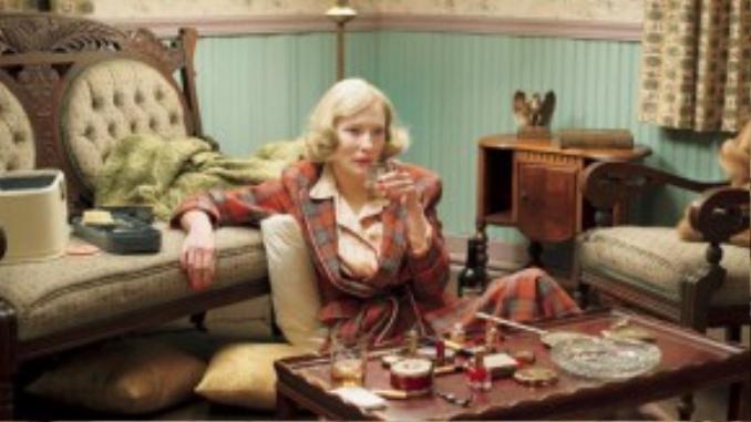 Báu vật nước Úc Cate Blanchett