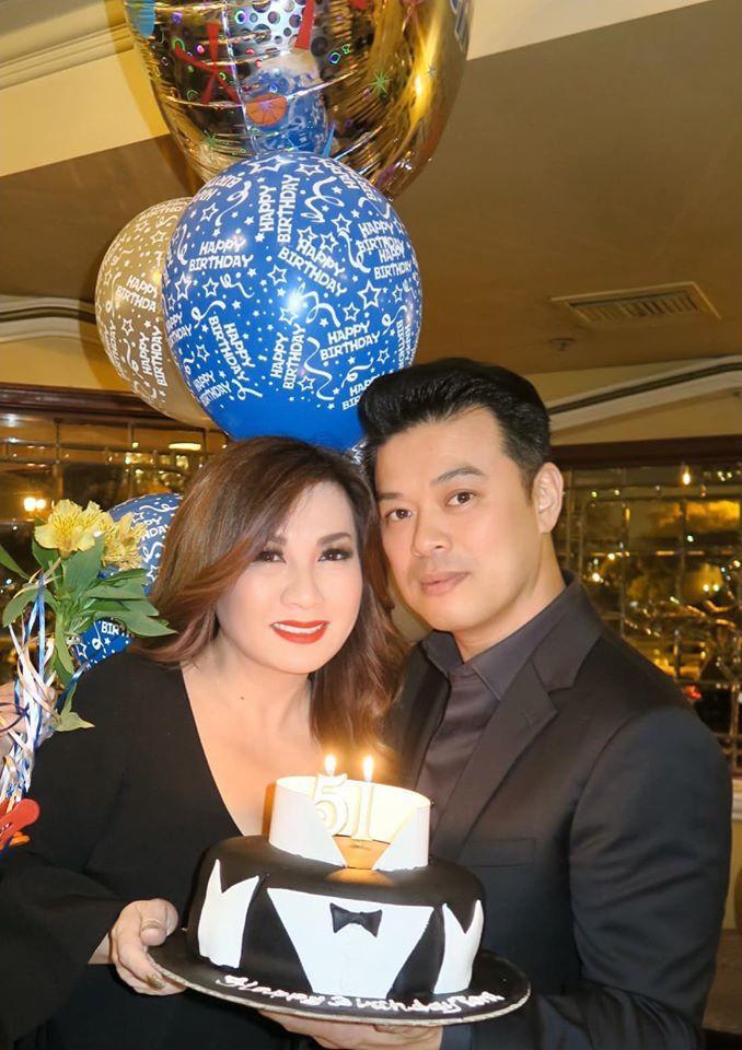 Trizzie Phương Trinh - Vợ cũ Bằng Kiều tổ chức sinh nhật cho bạn trai mới