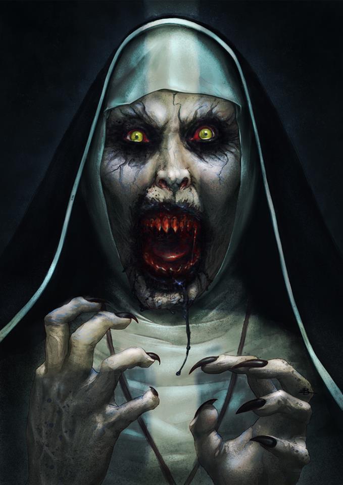 Phim The Nun mở màn với 131 triệu USD toàn cầu, đứng đầu doanh thu của Vũ trụ kinh dị The Conjuring ảnh 1