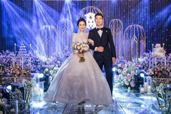 Sau 4 năm bên nhau, Duy Mạnh và Quỳnh Anh chính thức về chung nhà. (Ảnh FBNV)