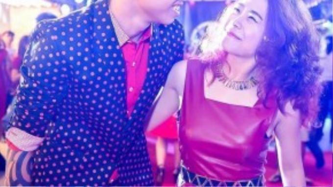 Thùy Linh cũng đã rời The Voice và cũng sẽ có nhiều kế hoạch âm nhạc cùng Đàm Vĩnh Hưng sau cuộc thi.