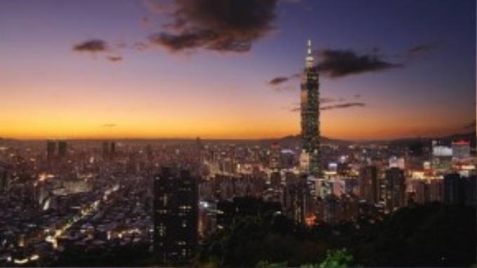 Đài Bắc là một thành phố sôi động và thú vị.