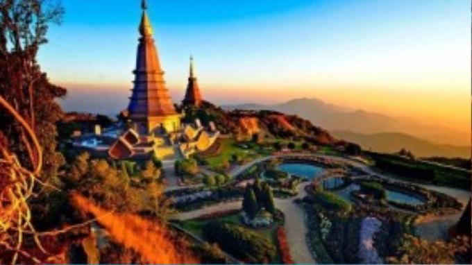 """Ở xứ chùa Vàng, Chiang Mai là """"cố đô"""" gìn giữ nhiều văn hóa đẹp đẽ."""