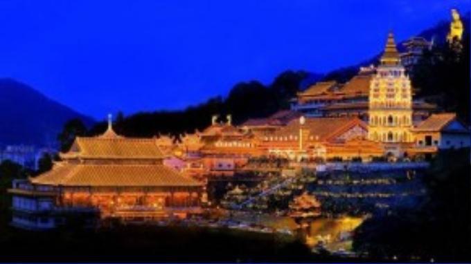 Penang là một sự kết hợp hoàn hảo giữa văn hóa và kiến trúc.