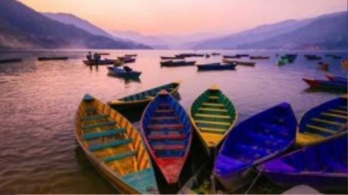 """Thiên đường du lịch """"giá rẻ"""" số 1 châu Á, Pokhara."""