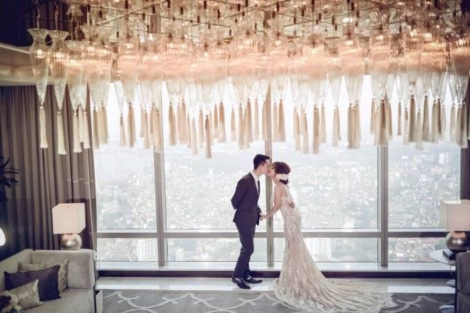 Bộ ảnh cưới người rừng bá đạo của cặp đôi Hà Nội ảnh 16