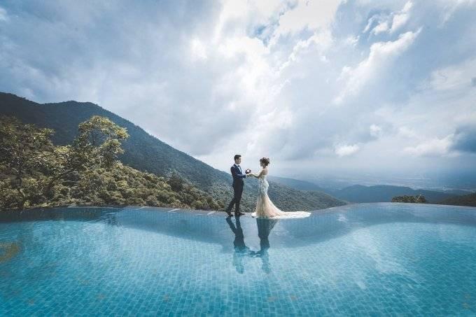 Bộ ảnh cưới người rừng bá đạo của cặp đôi Hà Nội ảnh 17