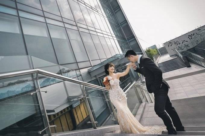 Bộ ảnh cưới người rừng bá đạo của cặp đôi Hà Nội ảnh 18