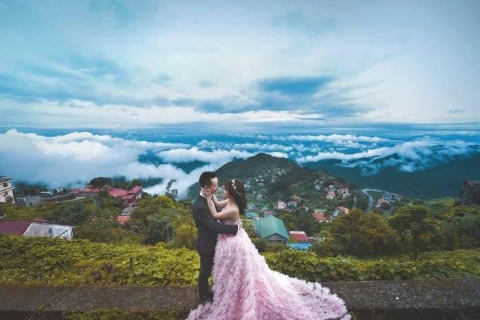 Bộ ảnh cưới người rừng bá đạo của cặp đôi Hà Nội ảnh 19