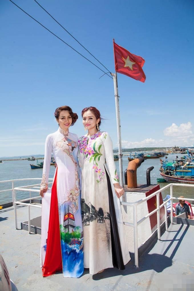 Nguyễn Thùy Linh đăng quang Hoa khôi Doanh nhân 2015 ảnh 4