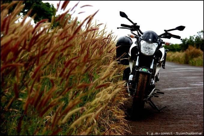 Dùng xe máy, chàng 8x vận chuyển bưu phẩm xuyên Việt ảnh 3