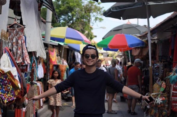 Thầy giáo 9x điển trai bật mí cách trả giá khi đến Bali ảnh 8