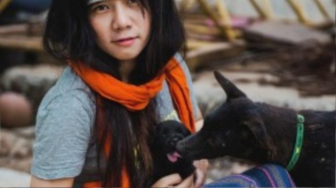 Sau những bài viết khiến cộng đồng mạng dậy sóng trên, lượng anti-fan của Mỹ Linhcũng đông đảokhông thua kémgì so vớilượng fan của cô gái này.