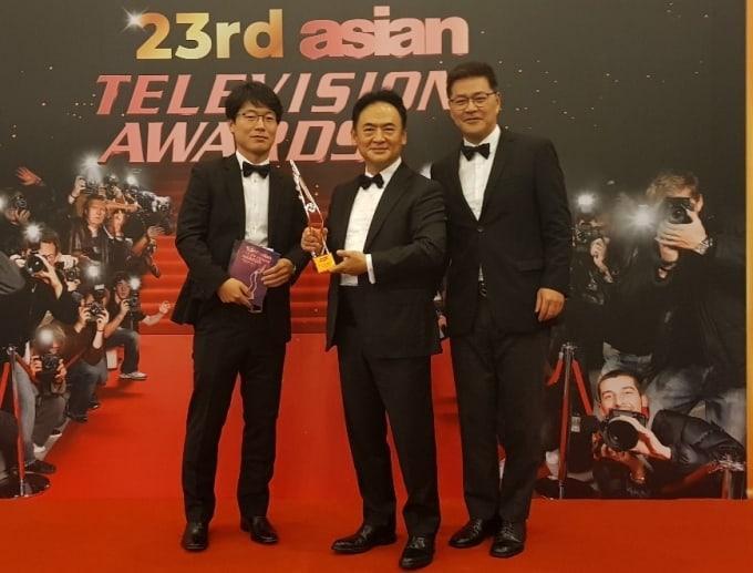 Phim Chị đẹp mua cơm ngon cho tôi và Kim Nam Joo thắng giải thưởng truyền hình châu Á lần thứ 23 ảnh 4