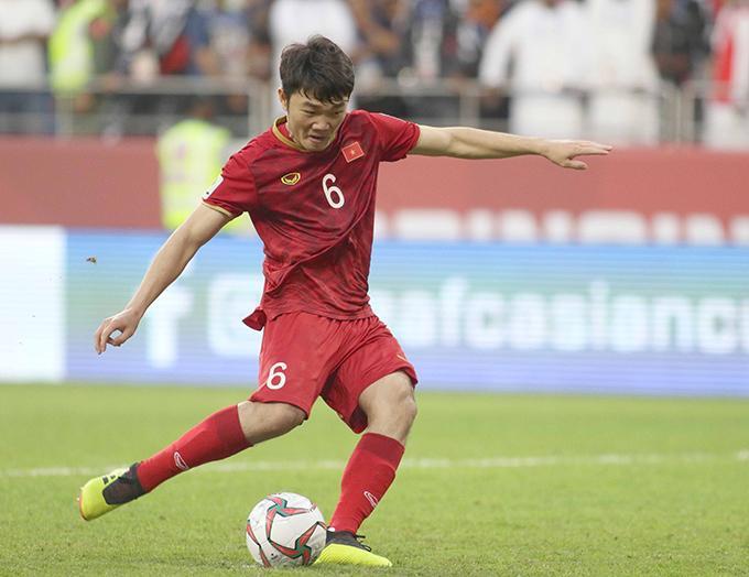 Xuân Trường trở thành món hàng hot đối với các đội bóng Thái Lan.
