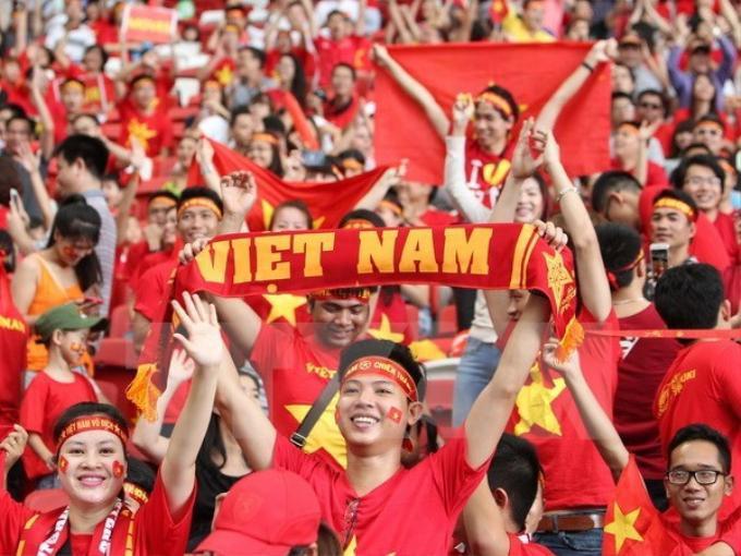 Người hâm mộ Việt Nam tin rằng ông Park có thể giúp Việt nam đánh bại Thái Lan tại King'Cup.
