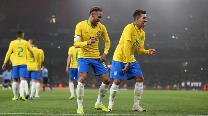 Neymar không thể dự Copa America do chấn thương.