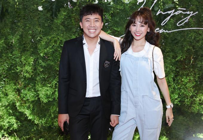Hơn 30 tuổi nhưng với cách diện đồ trẻ trung, Hari Won vẫn thường xuyên nhận được lời khen cho vẻ ngoài của mình.