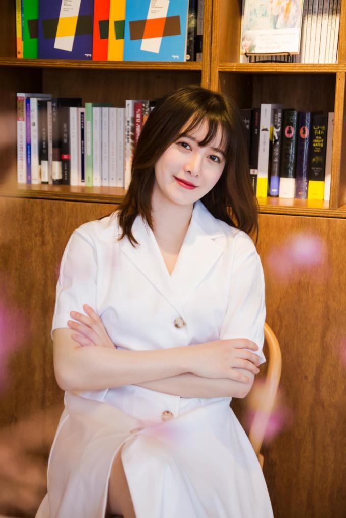 Nàng cỏ Goo Hye Sun tỏ lòng biết ơn Ahn Jae Hyun: Tôi sẽ giữ khoảnh khắc cuộc sống hôn nhân trong tim ảnh 4
