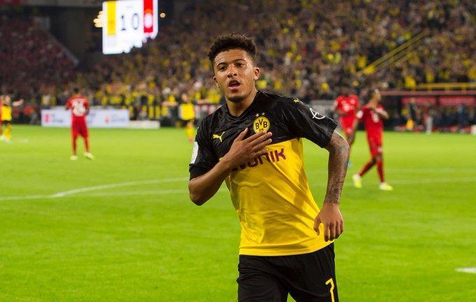 Chỉ ít phút sau, họ tận dụng sự sơ hở nơi hàng thủ Bayern để rồi Sancho nhân đôi cách biệt ấn định chiến thắng 2-0 cho Dortmund.