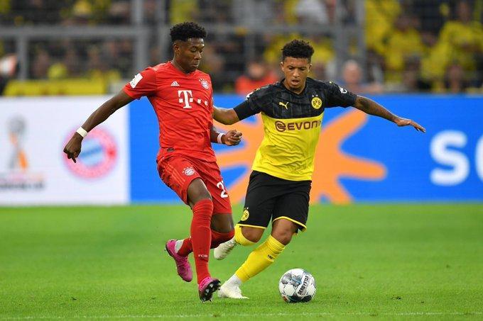 Trái ngược với dự đoán của nhiều người, trận tranh siêu Cup nước Đức không hề diễn ra theo thế trận một chiều.