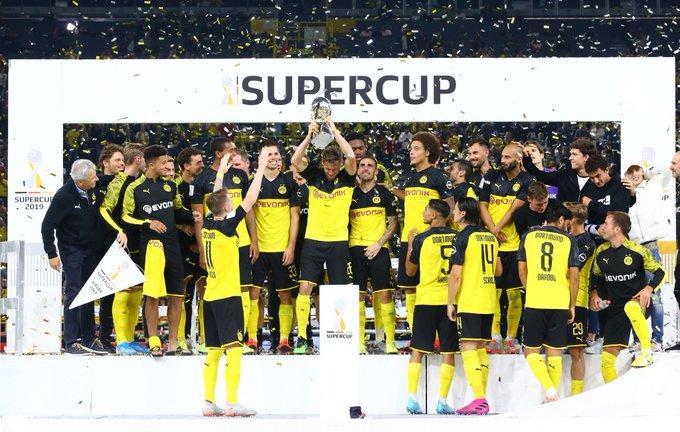 Dortmund đã có một chiến thắng rất xứng đáng trước Bayern để lên ngôi vô địch.