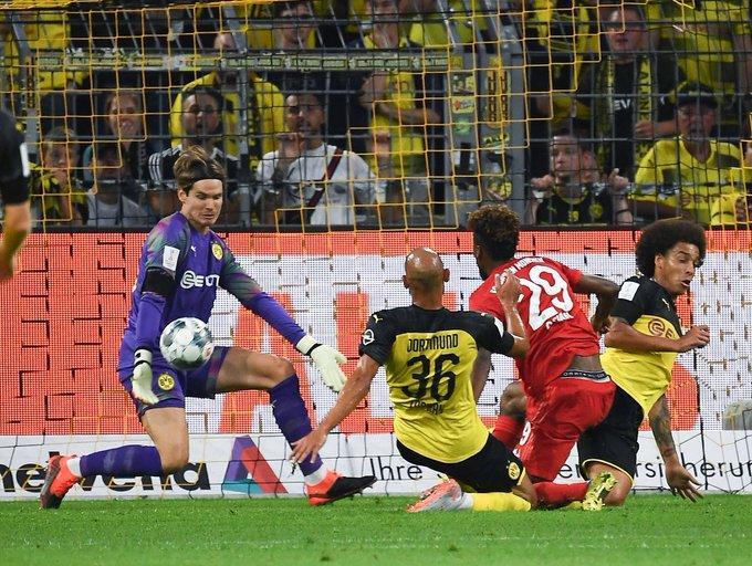 Mặc dù có những cơ hội nguy hiểm song Bayern không thể tận dụng được.