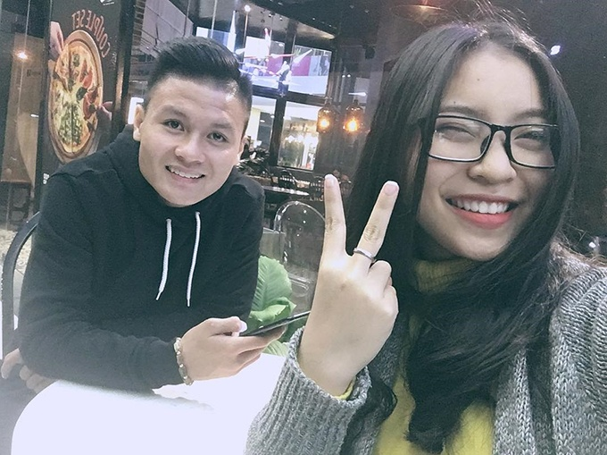 Từng là đôi tình nhân đầy lãng mạn nên tin đồn Quang Hải và Nhật Lê chia tay khiến cho fam hâm mộ cảm thấy tiếc nuối.