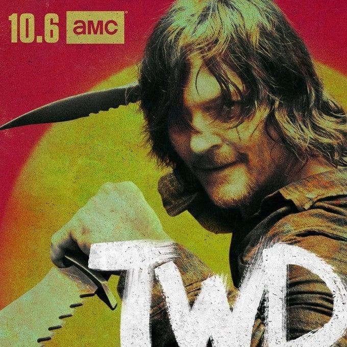 The Walking Dead mùa 10: Video mới nhá hàng tập 1 cùng bộ poster chính thức ảnh 2