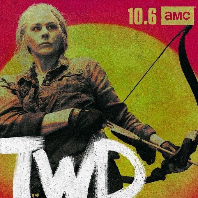 The Walking Dead mùa 10: Video mới nhá hàng tập 1 cùng bộ poster chính thức ảnh 3
