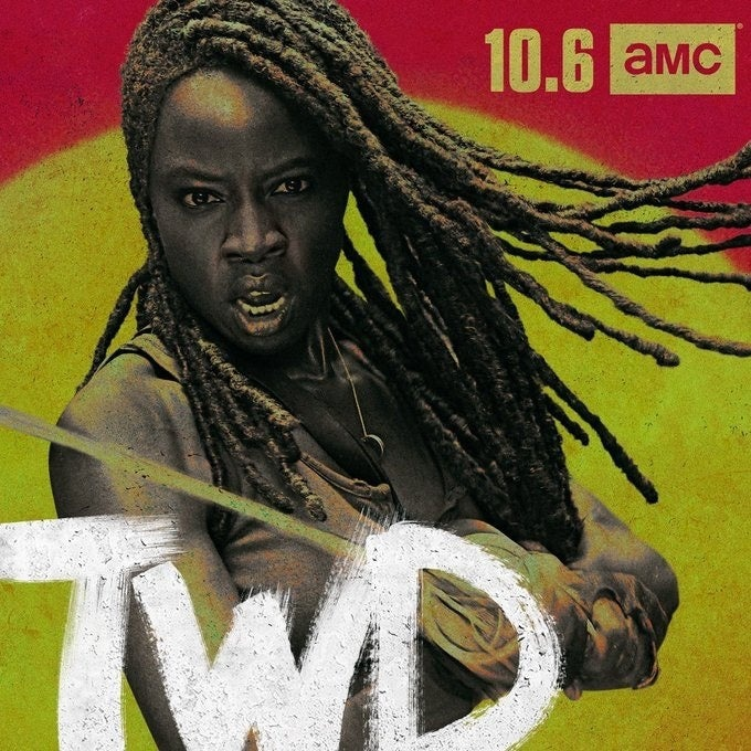 The Walking Dead mùa 10: Video mới nhá hàng tập 1 cùng bộ poster chính thức ảnh 4