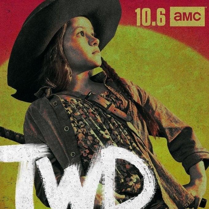 The Walking Dead mùa 10: Video mới nhá hàng tập 1 cùng bộ poster chính thức ảnh 5