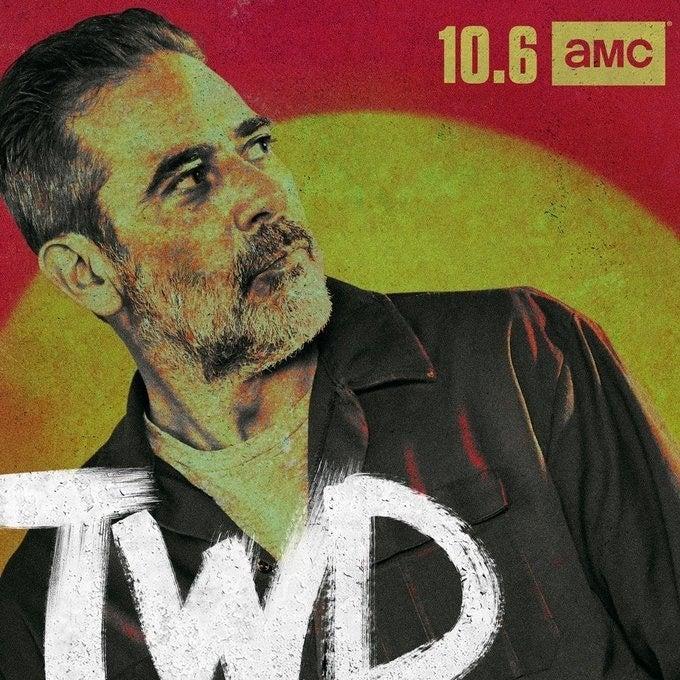 The Walking Dead mùa 10: Video mới nhá hàng tập 1 cùng bộ poster chính thức ảnh 6