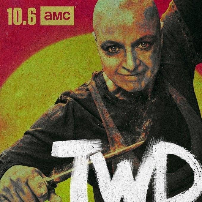 The Walking Dead mùa 10: Video mới nhá hàng tập 1 cùng bộ poster chính thức ảnh 7