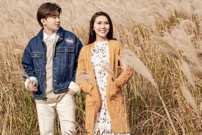 Hoa hậu Tường Linh hóa thân cô gái mù trong MV của Chi Dân.