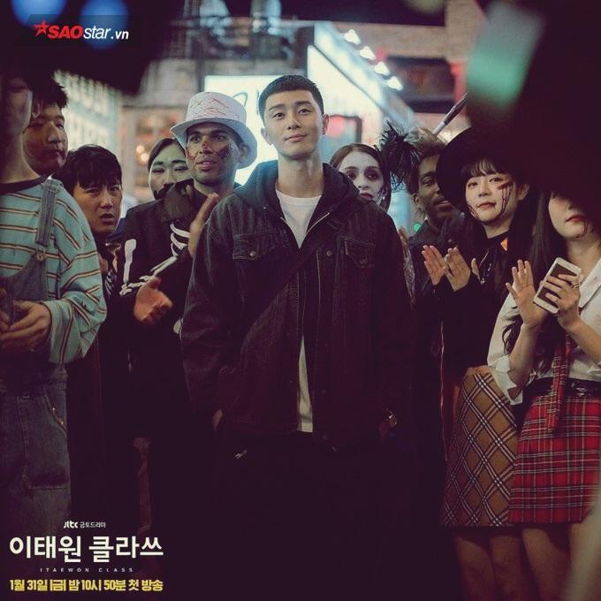 Phim truyền hình Hàn Quốc tháng 1: Sự quay trở lại đáng mong đợi của Park Seo Joon, TaecYeon, Ahn Hyo Seop và Lee Sung Kyung ảnh 13