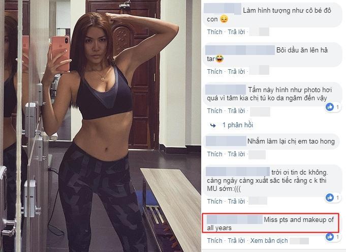 Những fan cho rằng Minh Tú chỉ xinh đẹp nhờ photoshop và trang điểm chắc hẳn đã có câu trả lời.