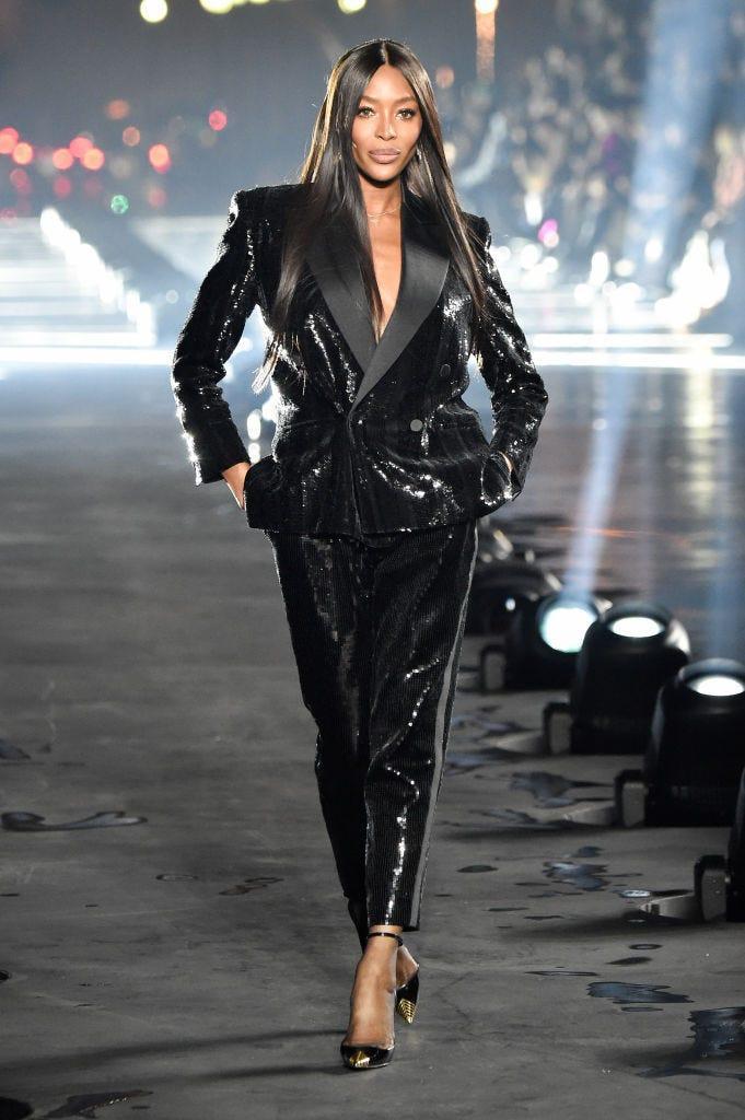 Các siêu mẫu như Miranda Kerr, Kendall Jenner, Gigi Hadid ra sao khi lần đầu catwalk? ảnh 5