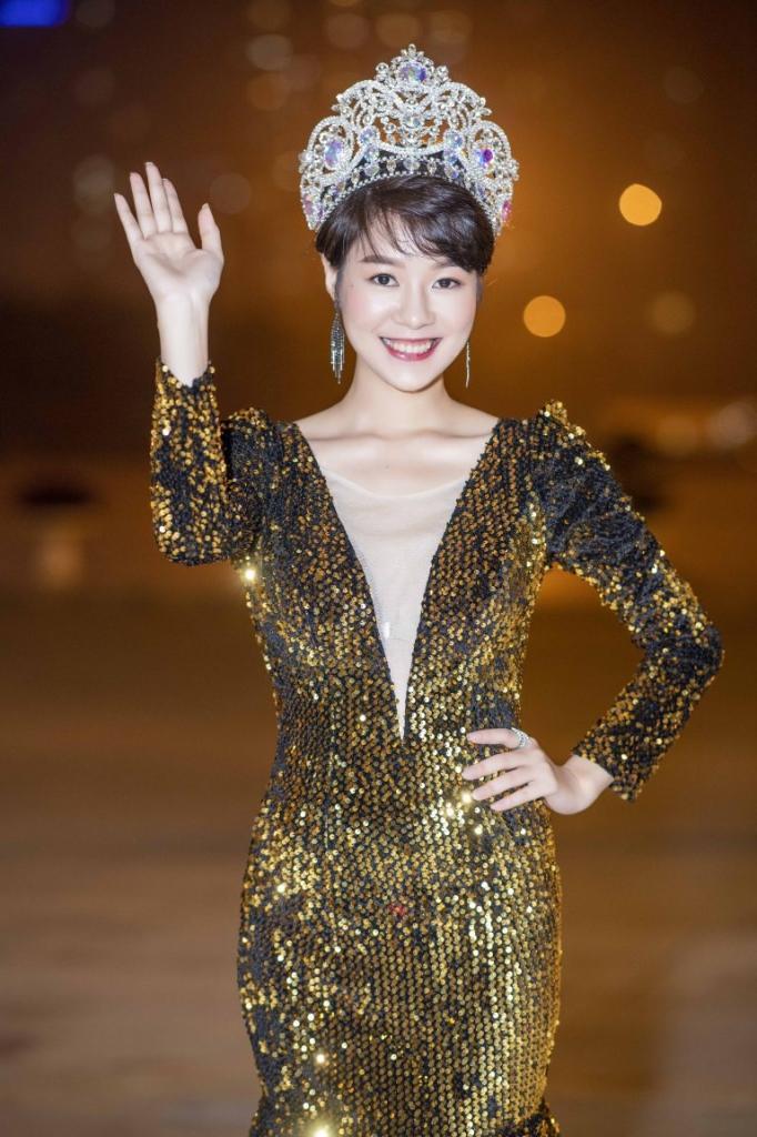 Hoàng Kim Ngọc từng đạt giải Hoa hậu Doanh nhân.