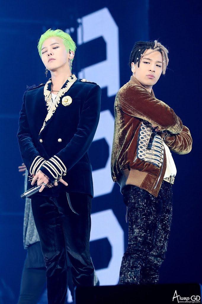 Xem lại clip G-Dragon và bạn thân Taeyang bóc phốt nhau không thương tiếc trên sóng truyền hình ảnh 4