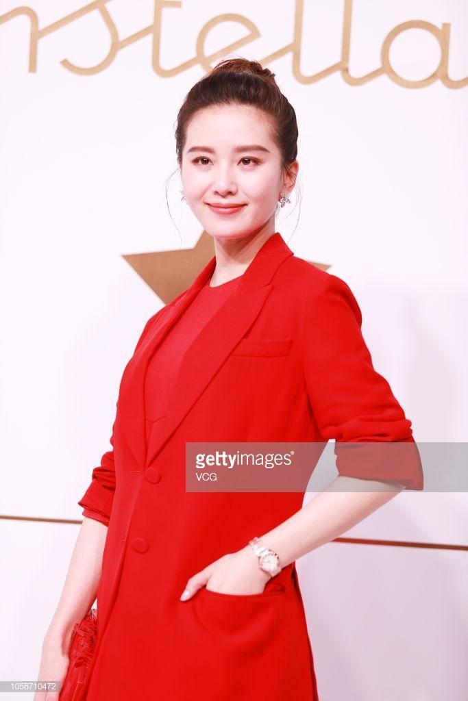 """Người đẹp phim """"Bộ Bộ Kinh Tâm"""" Lưu Thi Thi xinh đẹp khả ái."""