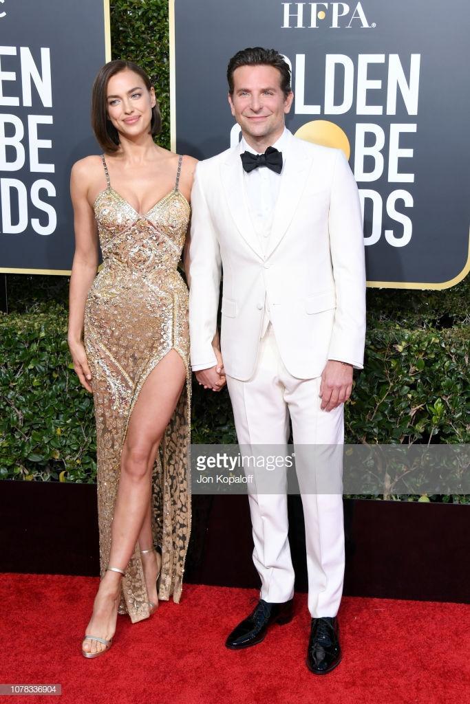 Irina Shayk và Bradley Cooper.
