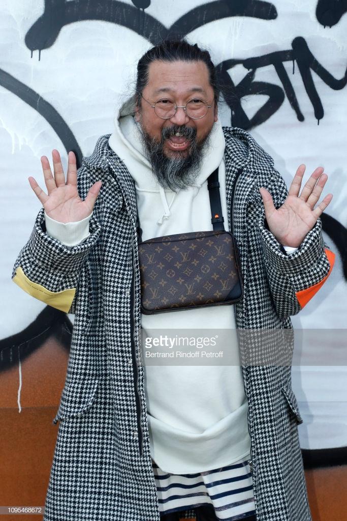 Nghệ sĩ Takashi Murakami.