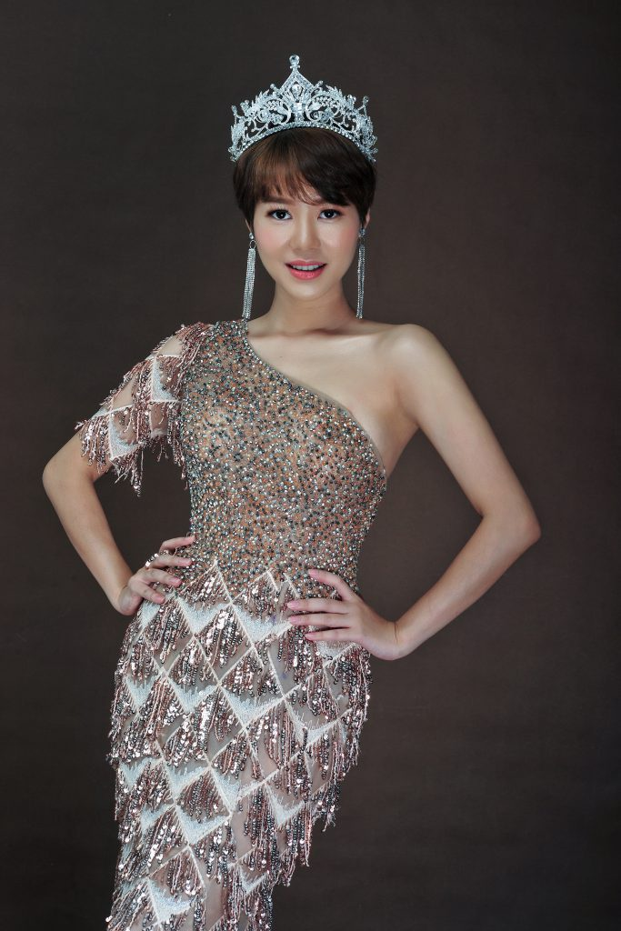Kim Ngọc đăng quang hoa hậu Doanh nhân Châu Á tại Malaysia
