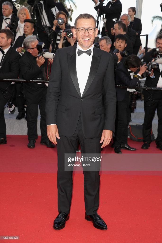 Nam diễn viên Dany Boon.