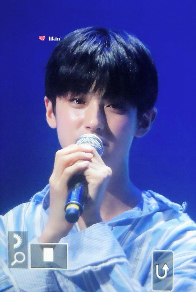 Produce X 101: Kim Min Kyu dự họp fan của Lee Jin Hyuk, Kim Woo Seok (X1) gửi video nhắn nhủ xúc động ảnh 14